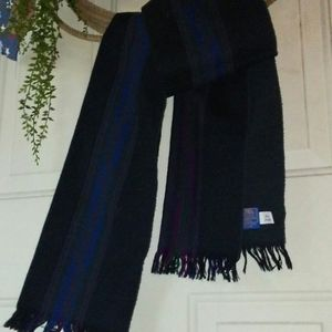 Pendleton 100% virgin wool scarf
